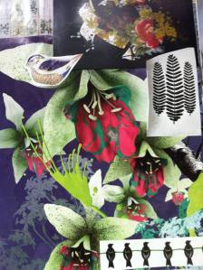 More scrapbook inspiration.