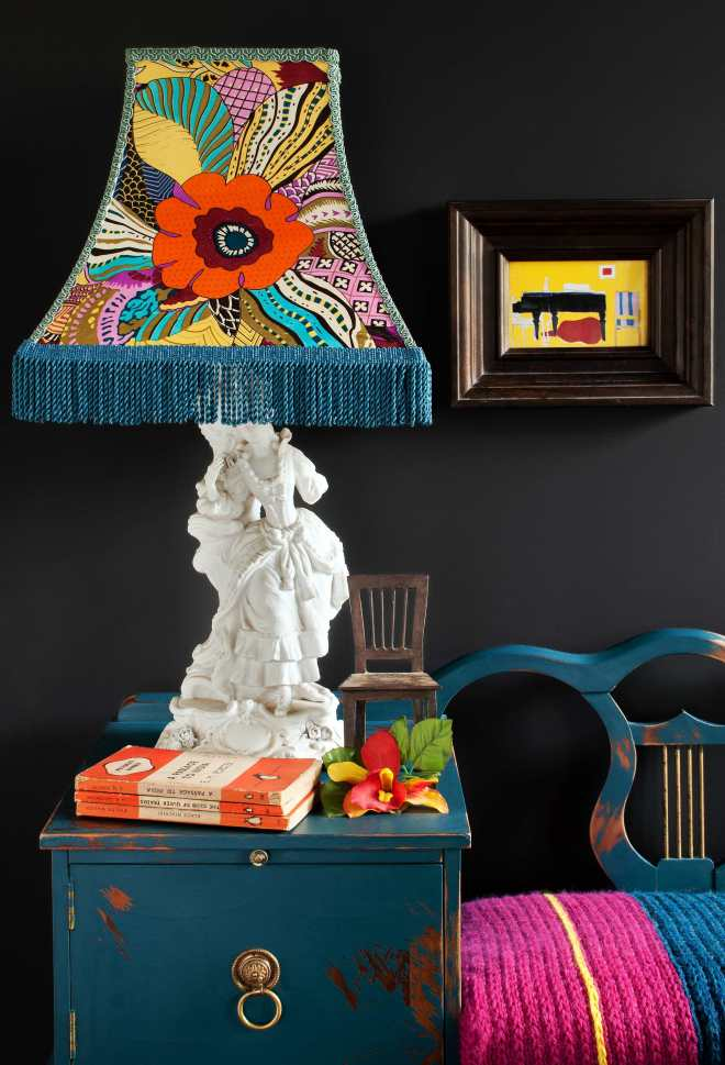 Inject some colour into your scheme with the Maud Deco by Mols & Tati-Lois.