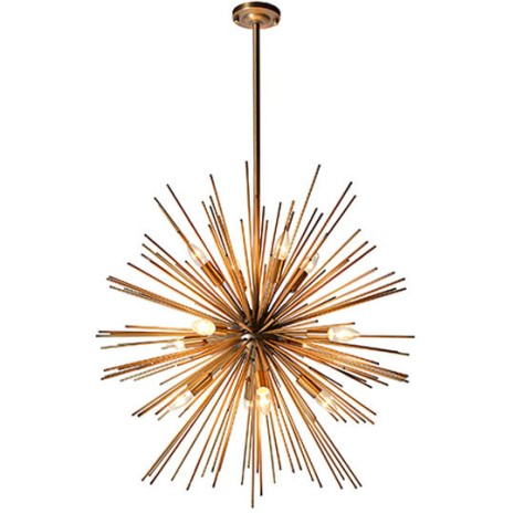 STARBURST CEILING LIGHT £640.00 abigailahern.com