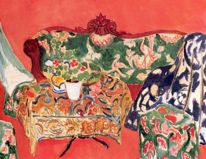 Matisse's 'Seville Still Life'