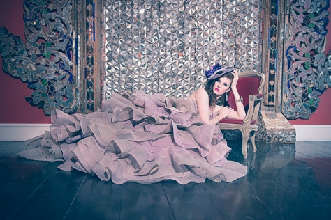 More Miss Aniela gorgeousness.