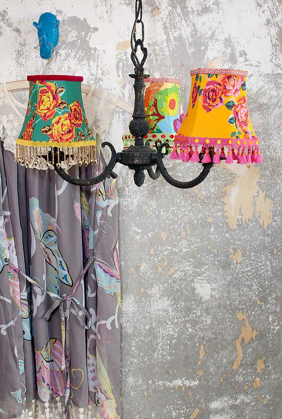 Add a little hotel glamour to your home with bespoke lighting by Mols & Tati-Lois. http://www.molsandtatilois.com/