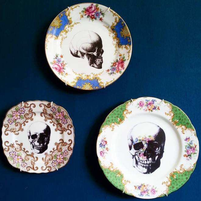 Crockery by Wild and Violet. http://wildandviolet.bigcartel.com/