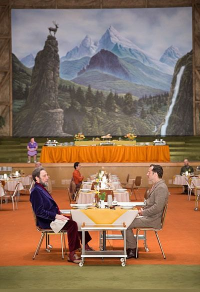 The genius that is Wes Anderson. (pinterest)