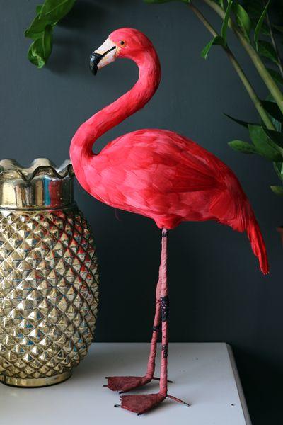 A flamingo is a must! (www.rockettstgeorge.co.uk)