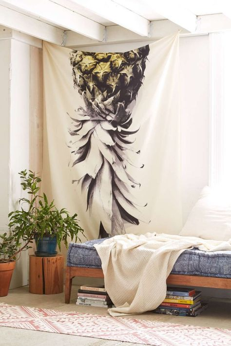 Deb Haugen For DENY Pineapple 1 Tapestry (urbanoutfitters.com)