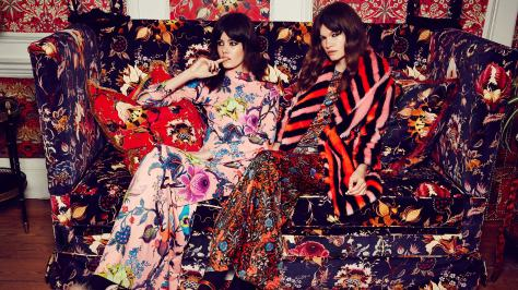 Print heaven from House of Hackney, the Artemis collection. (www.houseofhackney.com)