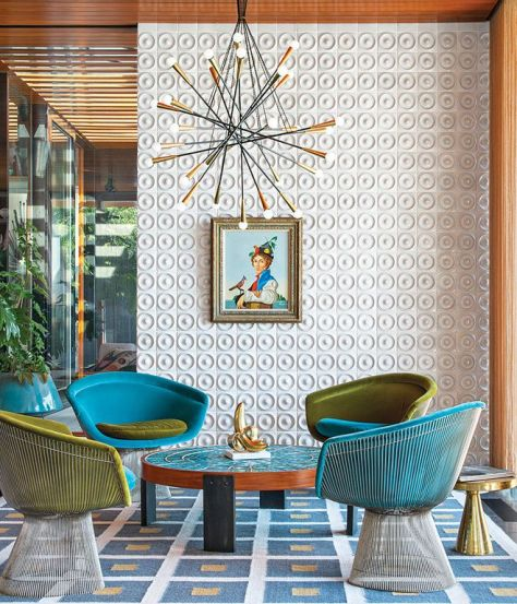 Jonathan Adler's sophisticated kitsch.