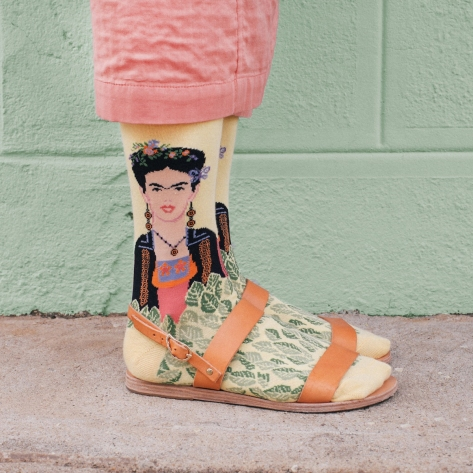 Frida socks (hotsox.com)