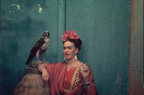 Frida. (pinterest)