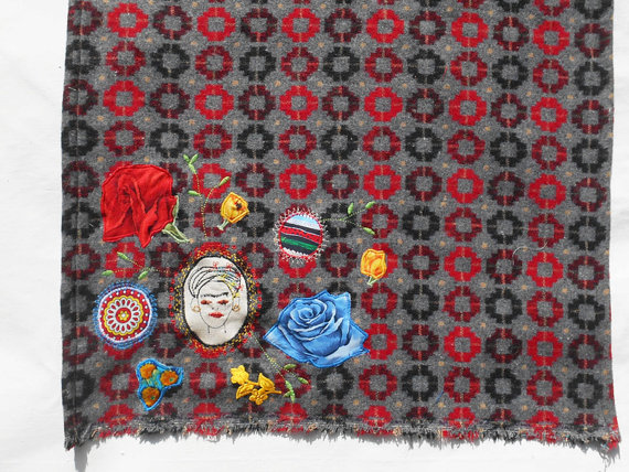 Queenie and Ted Frida wrap. www.queenieandted.co.uk