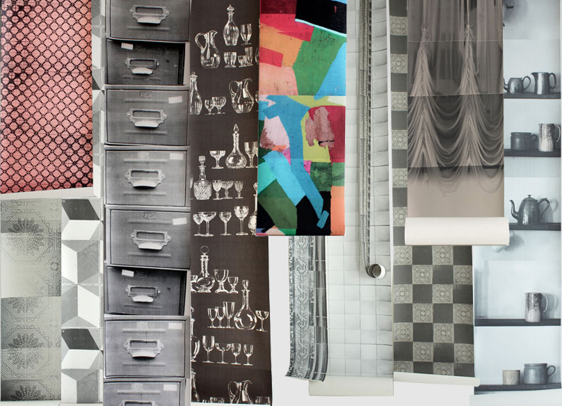 More scrummy wallpapers from Deborah Bowness. (www.deborahbowness.com)