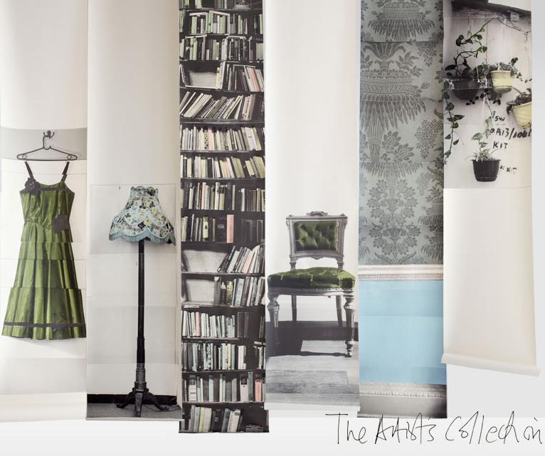 Wallpapers by the uber-talented Deborah Bowness. (www.deborahbowness.com)